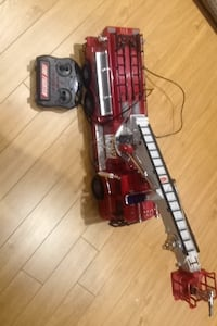 RC Fire Tanker Truck with water hose Vaughan, L4H 0G5