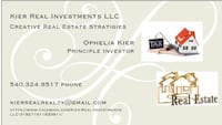 Real Estate Investment Consulting Fredericksburg, 22401