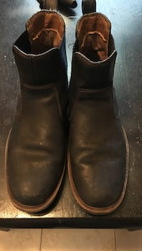 Bass & co. Leather boots or best offer Quispamsis