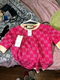 Gucci pink/ivory sweater shirt Irving, 75063