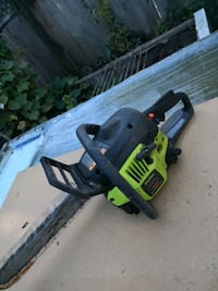 used chain saw sell as is. 3752 km