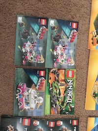 LEGO bundle, CREATOR, CHIMA, LORD OF THE RING, TECHNIC, CITY,  LEGO MOVIE  Rockville, 20852