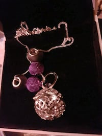 Gorgeous  diffuser  necklace  Whitby, L1N 8X2