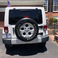 Jeep Wrangler JK 5 Wheels and Tires Only ASHBURN