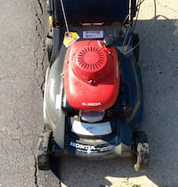 Honda Harmony Push Mower HRB217 freshly serviced Kingston, 18704