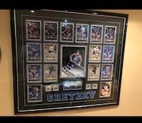 Wayne Gretzky - Hockey Plaque Vaughan, L6A 2M5