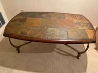 Tile coffee table and 2 end tables  Downingtown, 19335