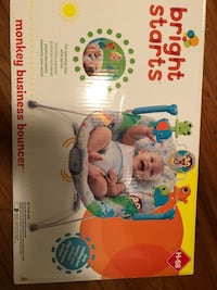 Fisher-Price Bright Starts bouncer box Kawartha Lakes, K0M 2C0