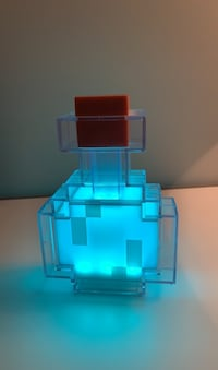 Minecraft light