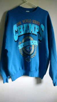 Bluejays Championship Sweater XL London, N5Y 1G6