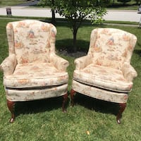 Small wing chairs  Collegeville, 19426
