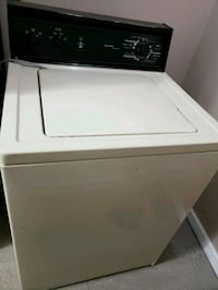 white top-load clothes washer Surrey, V3R 6N7