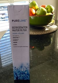 Refrigerator filter, new in package. Pureline PL-600