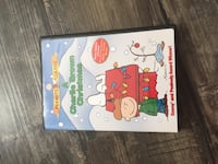 A Charlie Brown Christmas DVD case Airdrie, T4B 1K5