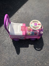 Ride on car push on toy.
