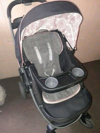 baby's black and gray stroller Camp Hill, 17011