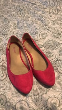 Pink Flats Size 8 Springfield, 22152