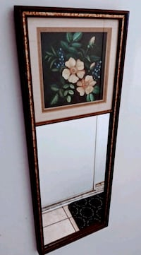 Mid Century Original Print and Mirror Retro Combo Henderson, 89015