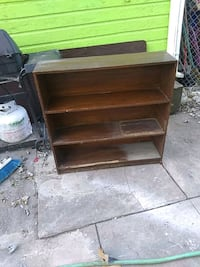 wooden shelf Omaha