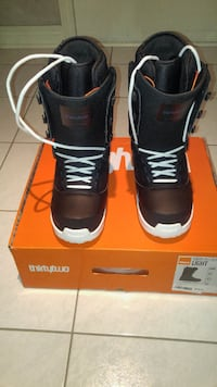 *BRAND NEW* - Mens ThirtyTwo Light Snowboard Boots  Mississauga