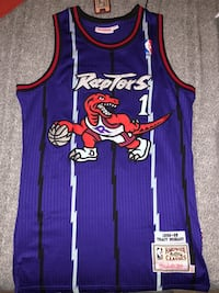 raptors tracy mcgrady jersey small Milton, L9T