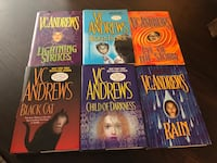 Vc Andrews Hardcover Book Lot Calgary, T3J 5M5