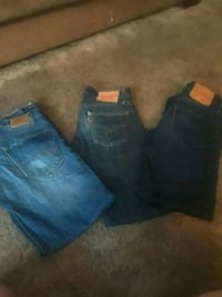 3 pairs of men's jeans all size 28's Delhi, 95315