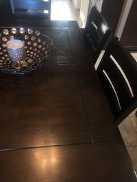 Kitchen table with 6 chairs Calgary, T1Y 5B5