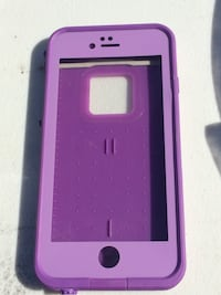 pink and black iPhone case Hanford, 93230