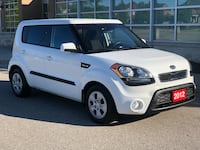 2012 Kia Soul - Accident Free - Bluetooth - Seated Seats! Brampton