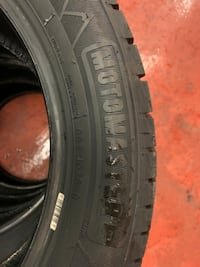 Four brand new winter tires 17IN  WOODBRIDGE