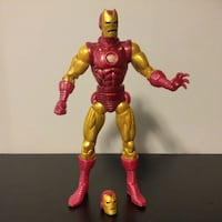Classic Ironman action figure Vancouver