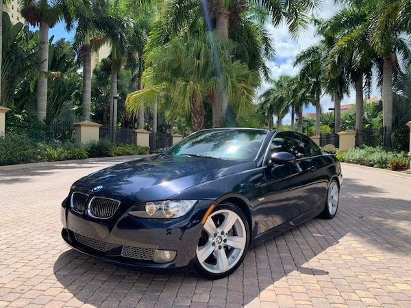 2008 BMW 335i convertible only 62,000 miles + WARRANTY