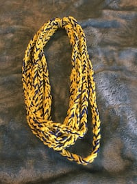 """Rope"" neck scarf"