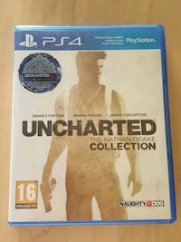 Uncharted Collection PS4  oyunu Ilıca, 35320