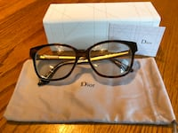 Authentic Christian Dior Frames with case  Stockton, 95219