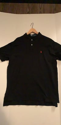 Ralph Lauren polo shirt black with red logo Toronto, M1K 1Y6