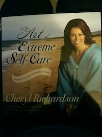 The Art of Extreme Self-Care book by Cheryl Richardson Myersville, 21773