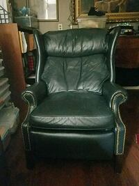 Leather recliner Pittsford, 14534