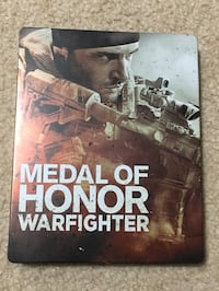 Medal of Honor(Warfighter) Steelbook Case Winnipeg, R3T 3H2
