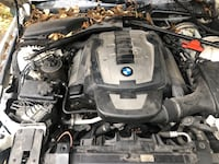 2008 bmw 650i engine 76,000 miles Chicago, 60621