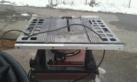 black and gray table saw Hyattsville, 20781