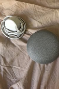 Google home mini barely used