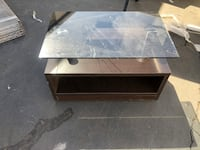 Glass solid wood coffee tables Santa Fe Springs, 90670