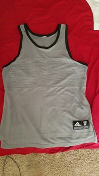 white and black tank top Evansville, 47713