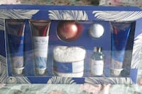 Collection of fragrances gift set