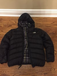 The North Face kids reversible down jacket - size 10-12 $50 Vaughan, L6A