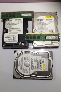 two gray Seagate HDD's Mississauga, L5L 3A2