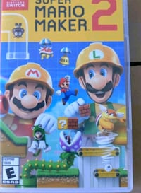 Super Mario Maker - Buy or Trade Belmont, 02478