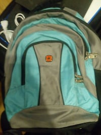 blue and gray backpack Burnaby, V3N 3G4